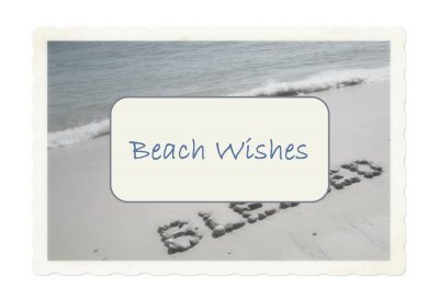 Beach Wishes